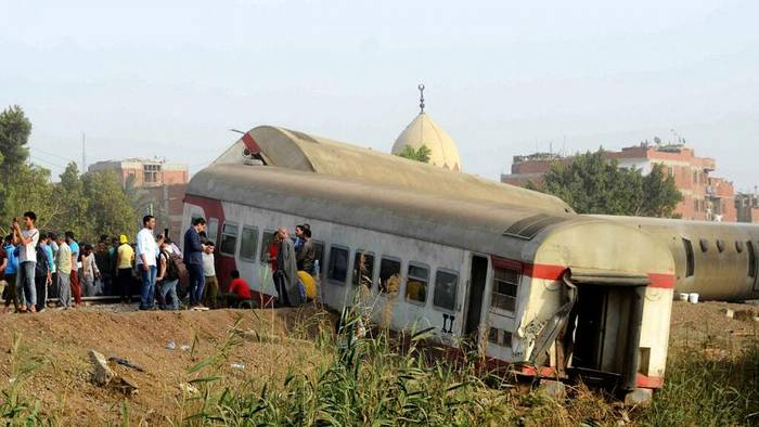 News video: Erneut tödliches Zugunglück in Ägypten