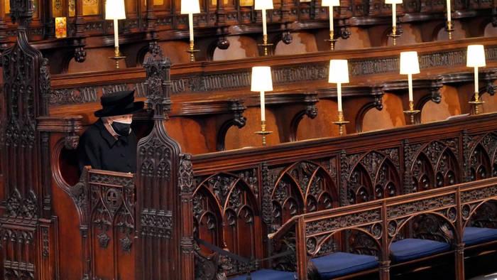 News video: Beerdigung von Prinz Philip: Nach der Trauerfeier plauderten Harry und William