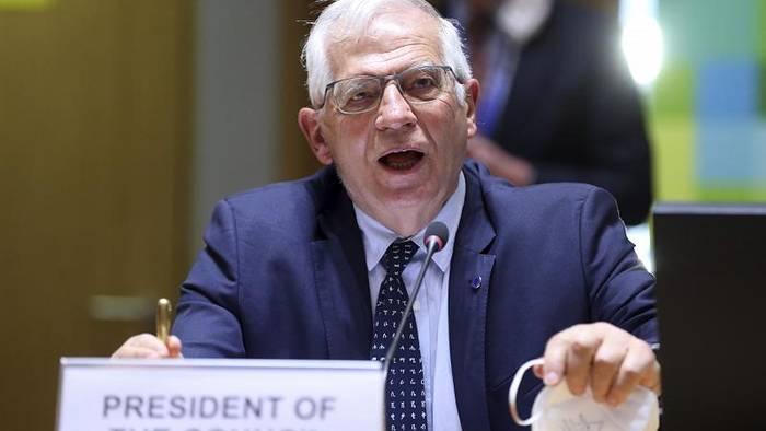 News video: Ukraine-Konflikt: Vorerst keine neuen EU-Sanktionen gegen Russland