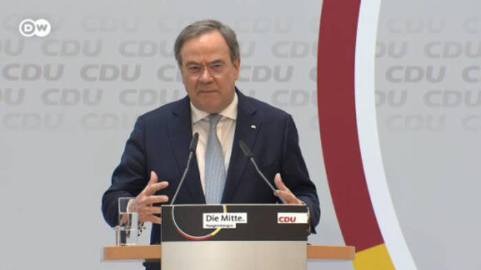News video: Kanzlerkandidat Armin Laschet