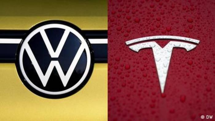 News video: VW gegen Tesla: Aufholjagd bei der Elektromobilität