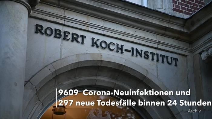 News video: Corona-Lage in Deutschland: RKI-Lagebericht vom 20. April