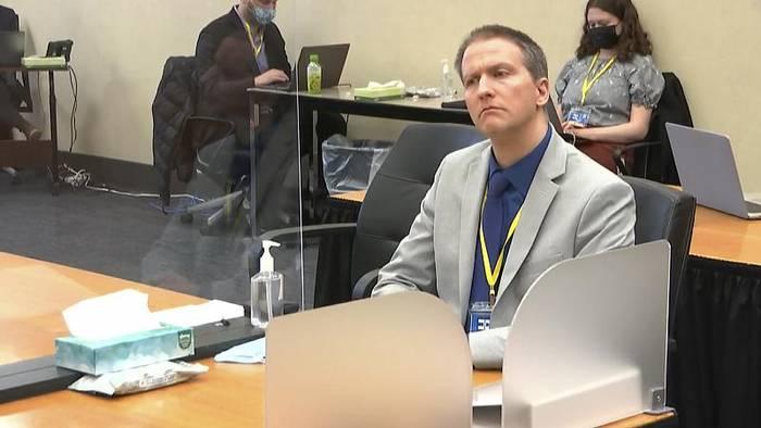 News video: Prozess gegen Derek Chauvin: Urteil im Fall Floyd erwartet