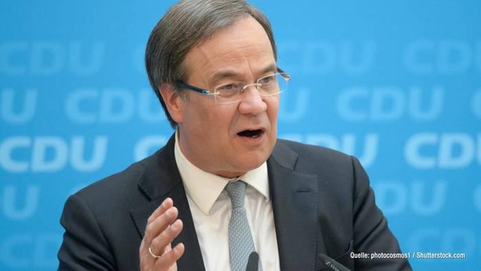 News video: Laschet als Kanzlerkandidat der CDU: So reagiert das Netz