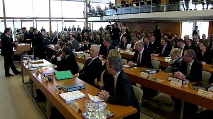 News video: Eilantrag gegen EU-Wiederaufbaufond gescheitert