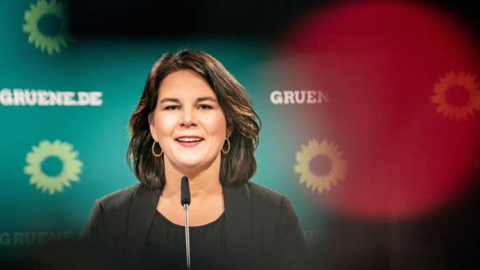 News video: Erste Kanzlerkandidatin der Grünen: Wer ist Annalena Baerbock?