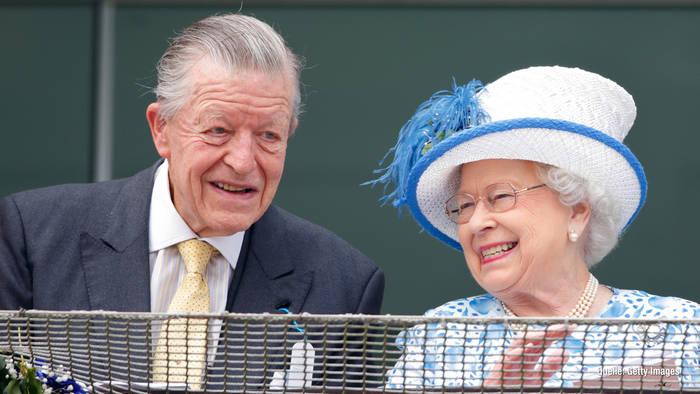 News video: Nächster Todesfall: Queen trauert jetzt um IHN