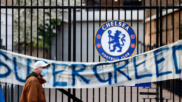News video: Super League auf der Kippe: Englische Vereine verkünden Rückzug