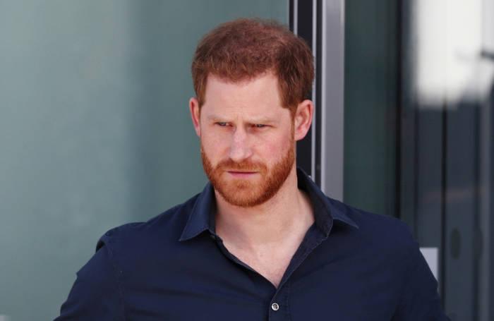 News video: Prinz Harry ist zurück in den USA