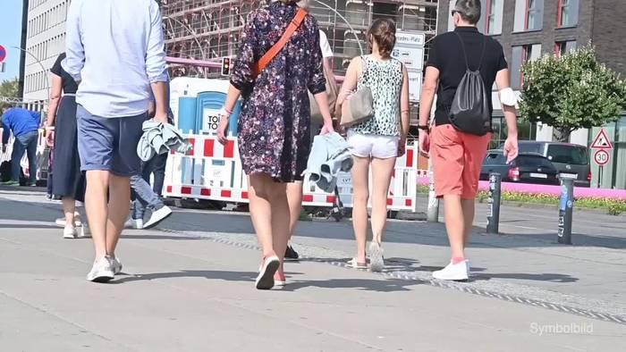 News video: 2020 wärmstes Jahr in Europa seit Beginn der Aufzeichnungen