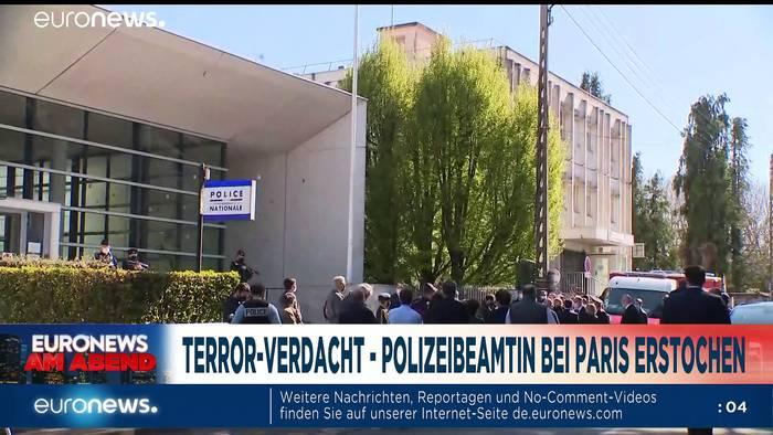 Video: Was an diesem Freitag wichtig ist - Euronews am Abend am 23.04.