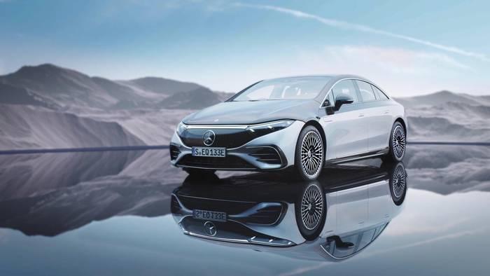 News video: Der neue Mercedes EQS unter der Lupe - das Designkonzept