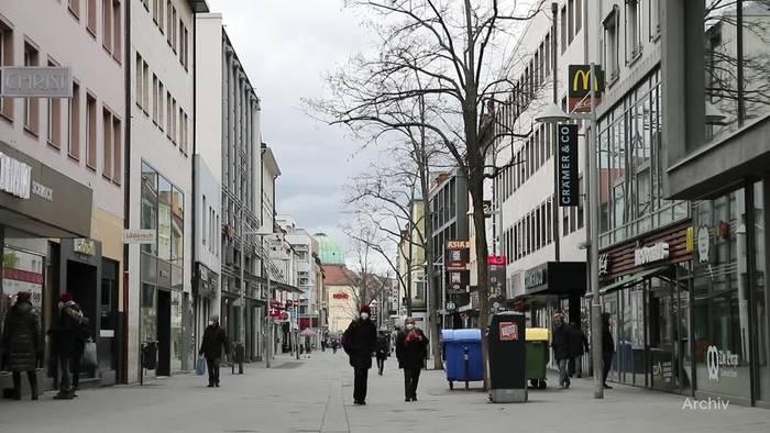News video: Bundes-Notbremse greift ab Samstag