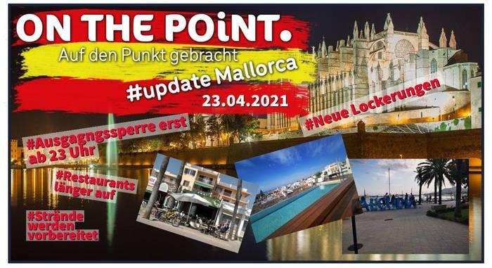 News video: Update Mallorca: Weitere Lockerungen ab Wochenende!
