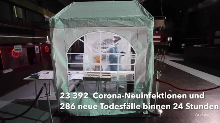 News video: Corona-Lage in Deutschland: RKI-Lagebericht vom 24. April