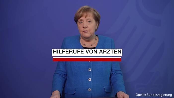 Video: Bundeskanzlerin: Darum ist die Bundes-Norbremse dringend nötig!