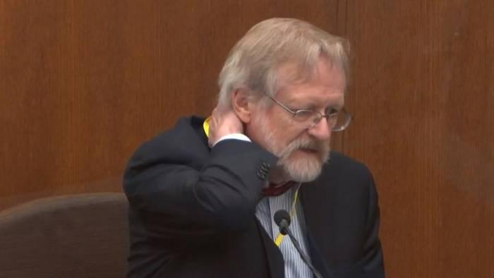 News video: Lungenexperte: Todesursache bei George Floyd war Mangel an Sauerstoff