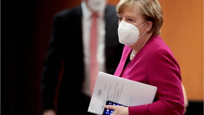 Video: Corona-Gipfel abgesagt: Merkel setzt auf einheitliche Regelungen