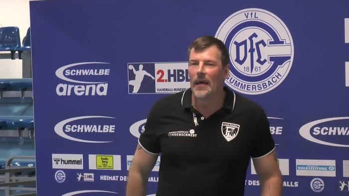 News video: VFL Gummersbach revanchiert sich auch im Derby