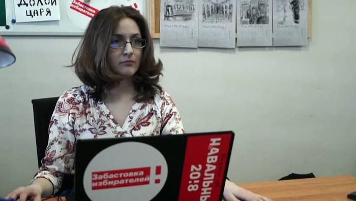 Video: Arbeitsverbot? Nawalnys Organsiationen im Visier der russischen Justiz