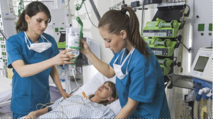 News video: Intensivstationen: Jede dritte Pflegekraft will ihren Job aufgeben