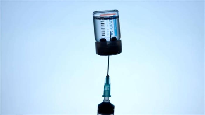 Video: Covid-Impfung: Schon eine Dosis mindert das Infektionsrisiko um 65 Prozent