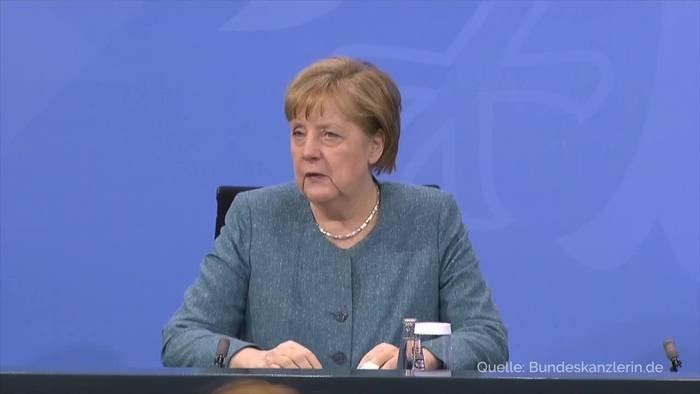 Video: Merkel: Corona-Impfungen für alle spätestens ab Juni