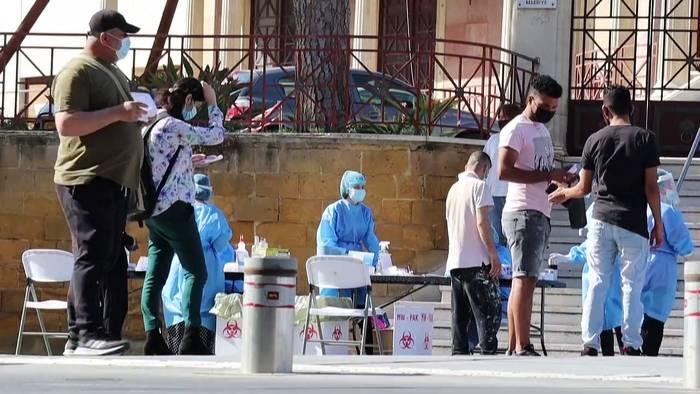 News video: Zypern macht dicht - doch ab dem 10. Mai für geimpfte Touristen auf