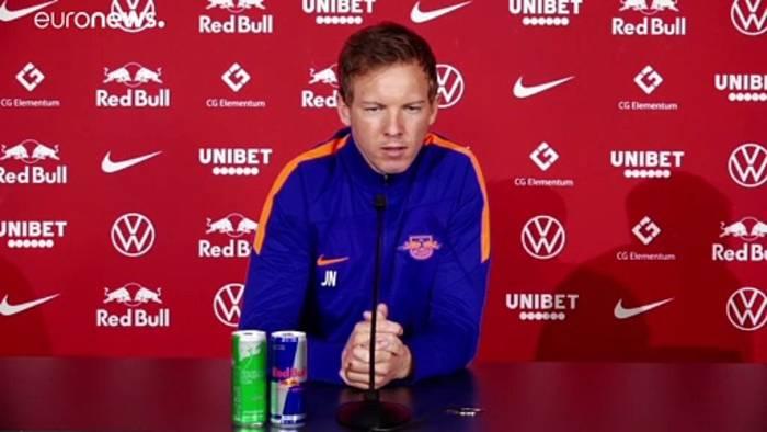 News video: Rekord-Summe: Nagelsmann (33) löst Flick beim FC Bayern München ab