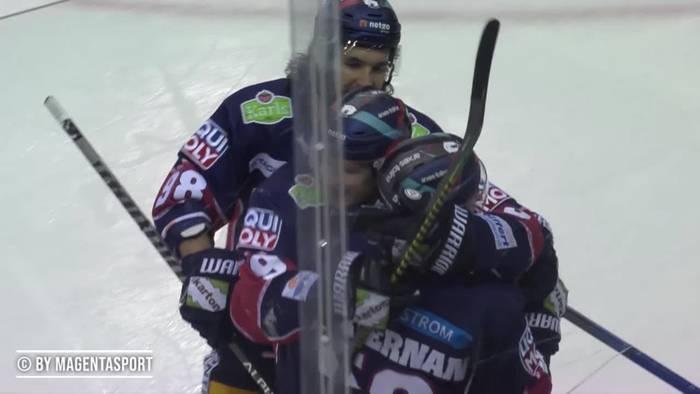 News video: DEL: Viertelfinal-Showdown in 2 Minuten