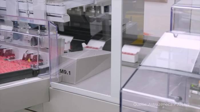 News video: USA wollen Millionen Astrazeneca-Dosen an andere abgeben