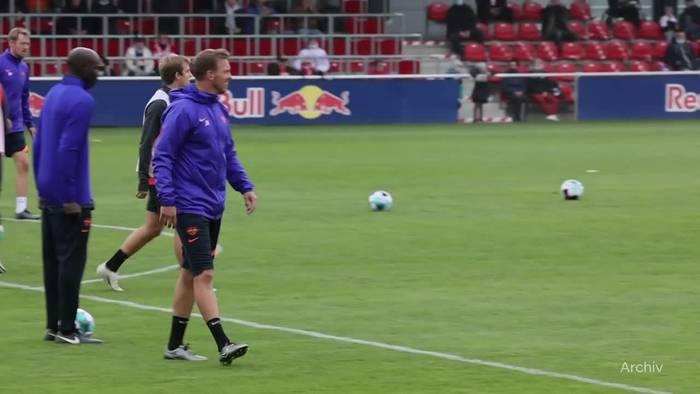 News video: FC Bayern: Wird Nagelsmann der teuerste Trainer der Welt?