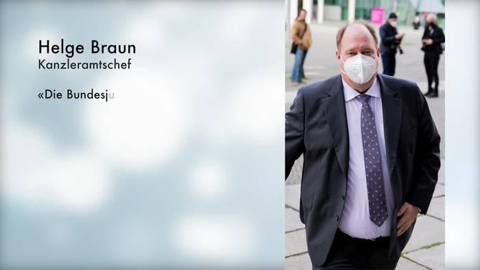 Video: Braun: Konkrete Erleichterungen für Geimpfte in Aussicht
