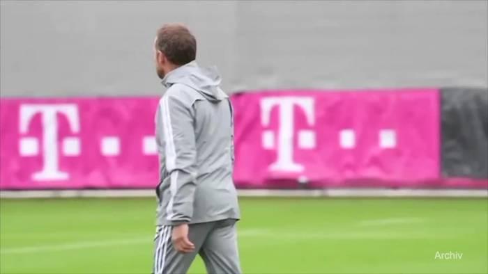 News video: Löw-Nachfolger Flick? FC Bayern macht Weg frei für Gespräche