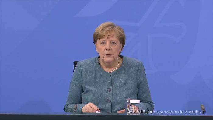 Video: Merkel will Kultur in jedem Öffnungsschritt