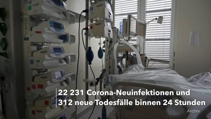 News video: Corona-Lage in Deutschland: RKI-Lagebericht vom 28. April
