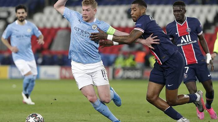 News video: Manchester City siegt in Paris 2:1