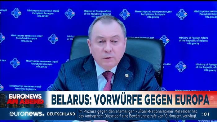 News video: Unerwartetes Urteil zum Klima - Euronews am Abend am 29.04.