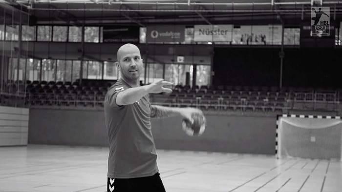 News video: Masterclass mit Robert Weber (HSG Nordhorn-Lingen): So trickst er die Torhüter aus!