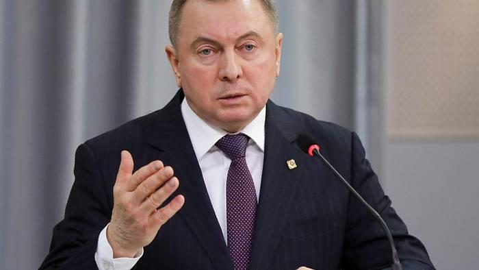 News video: Exklusiv: Interview mit dem belarussischen Außenminister