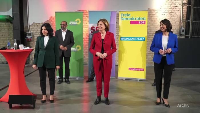 News video: Parteikreise: Ampel-Koalition in Rheinland-Pfalz steht