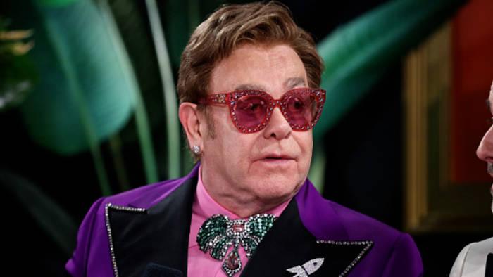 News video: Elton John: Enttäuscht von der Oscar-Zeremonie