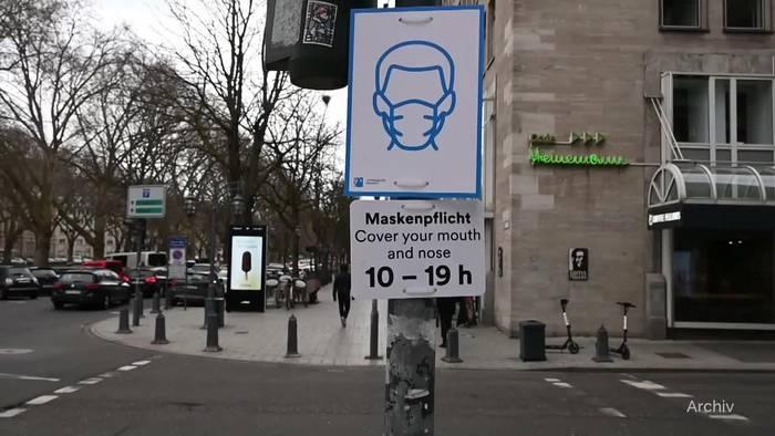 News video: Erste Erleichterungen für Geimpfte in NRW ab Montag