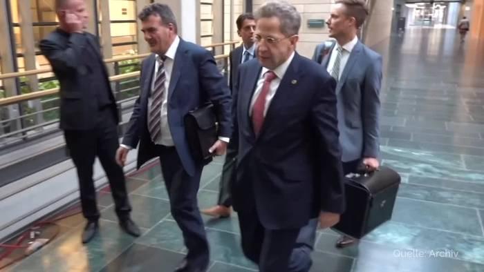 News video: Kritik: Maaßen mit 86 Prozent zum CDU-Direktkandidat gekürt