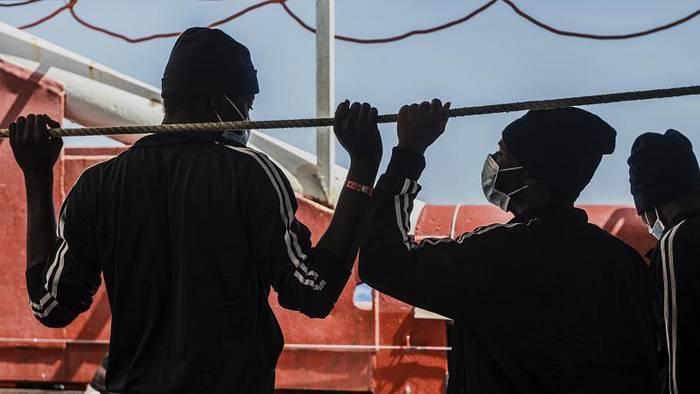 """News video: """"Ocean Viking"""": Rettung für 236 Menschen"""
