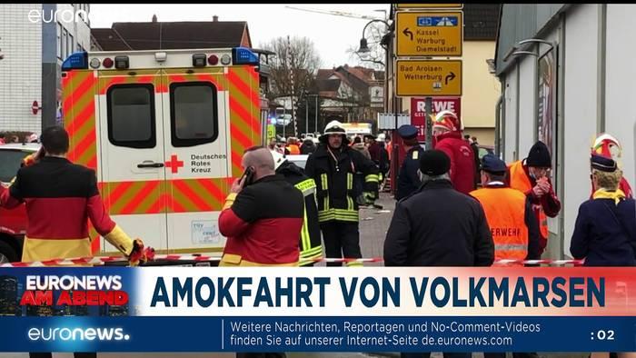 News video: Fahndungserfolg und russische Impf-Sorgen: Euronews am Abend 3.5.