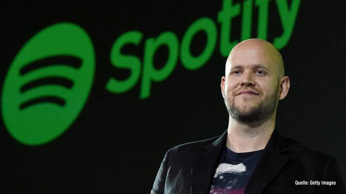 News video: Spotify-Chef Daniel Ek möchte den FC Arsenal kaufen
