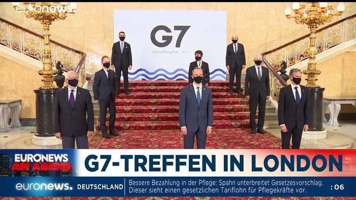 Video: Madrid, Mallorca und Berlin in Euronews am Abend am 4.5.