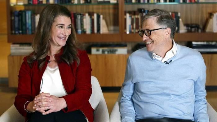 Video: Melinda (56) und Bill Gates (65) kündigen Scheidung an