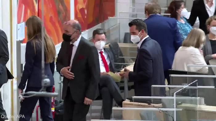 News video: Österreich plant Corona-Test-Befreiung nach Erstimpfung